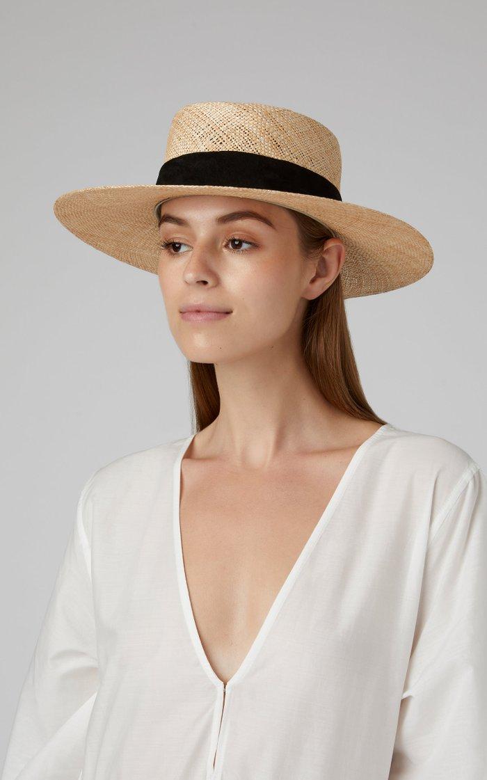 Jodi Straw Hat