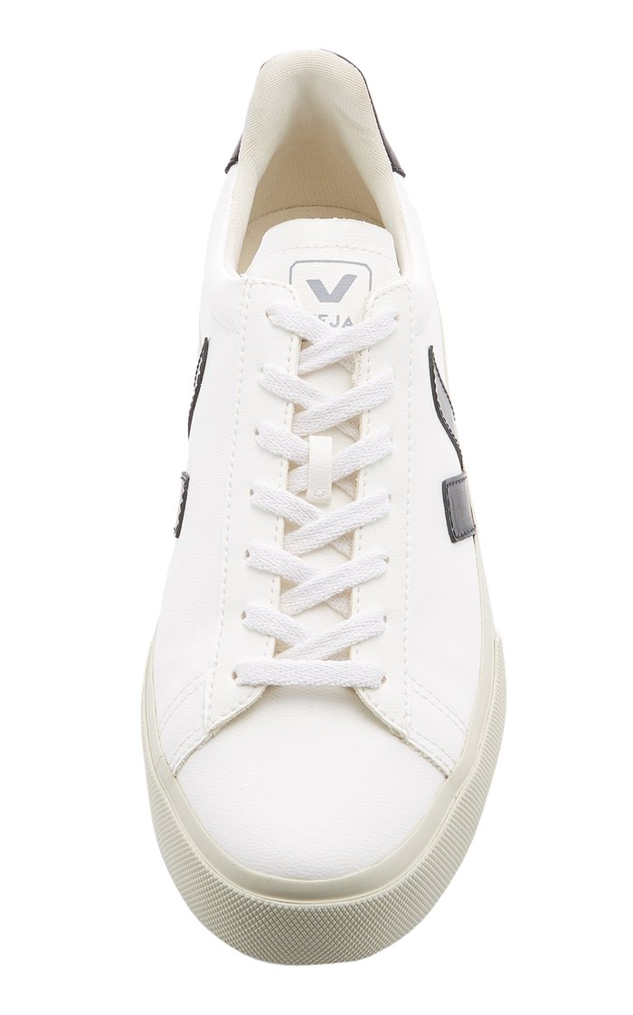 Campo Leather Low-Top Sneakers