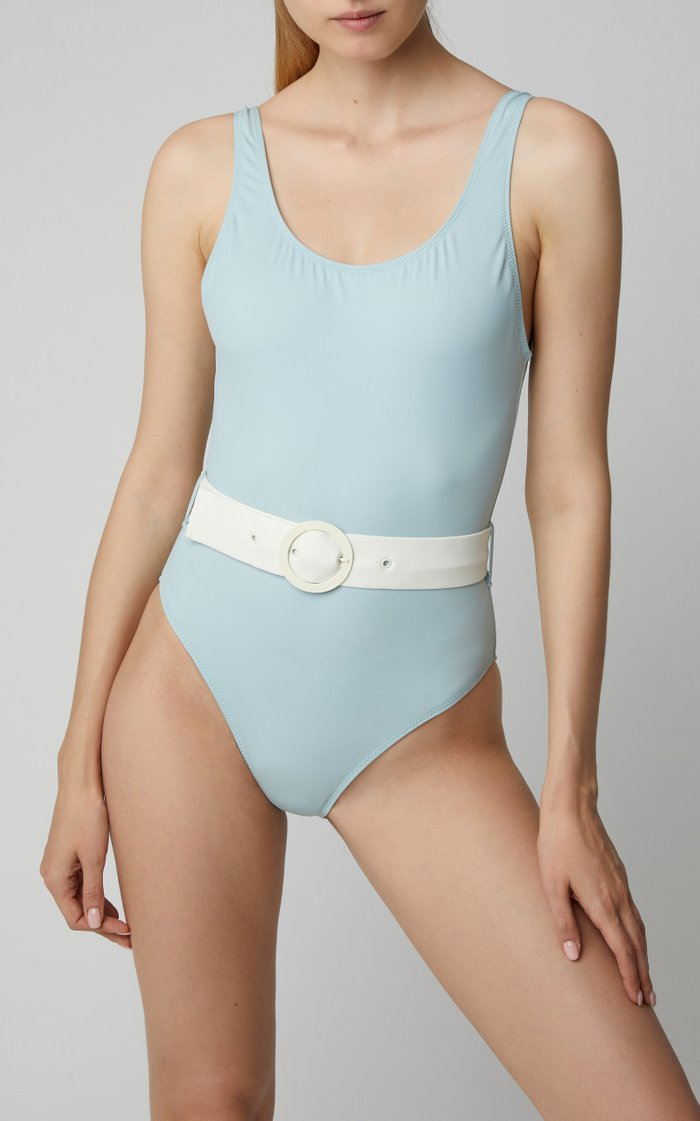 Anne-Marie Belted Swimsuit