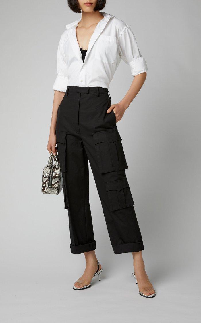 Nova Studded Leather Slingback Sandals