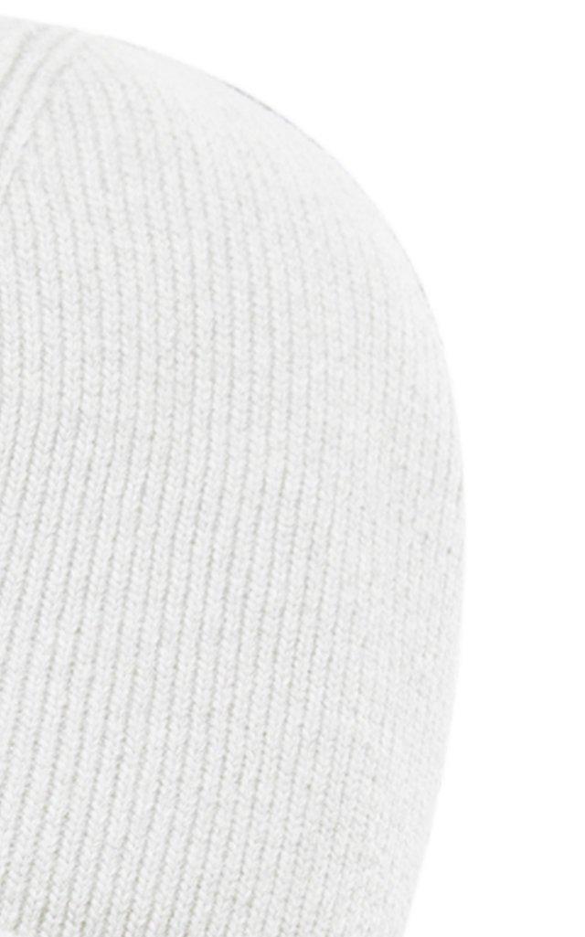 3 Moncler Grenoble Logo Wool Beanie