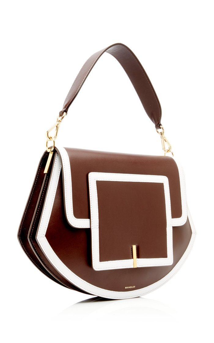 Al Leather Shoulder Bag