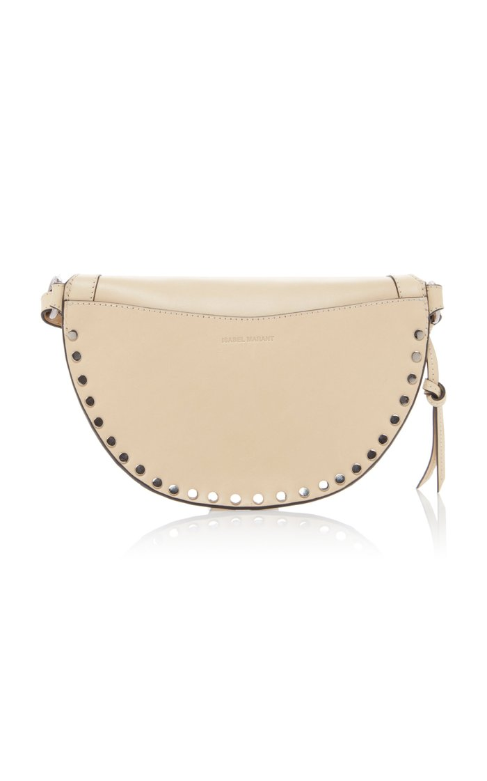 Skano Studded Leather Belt Bag