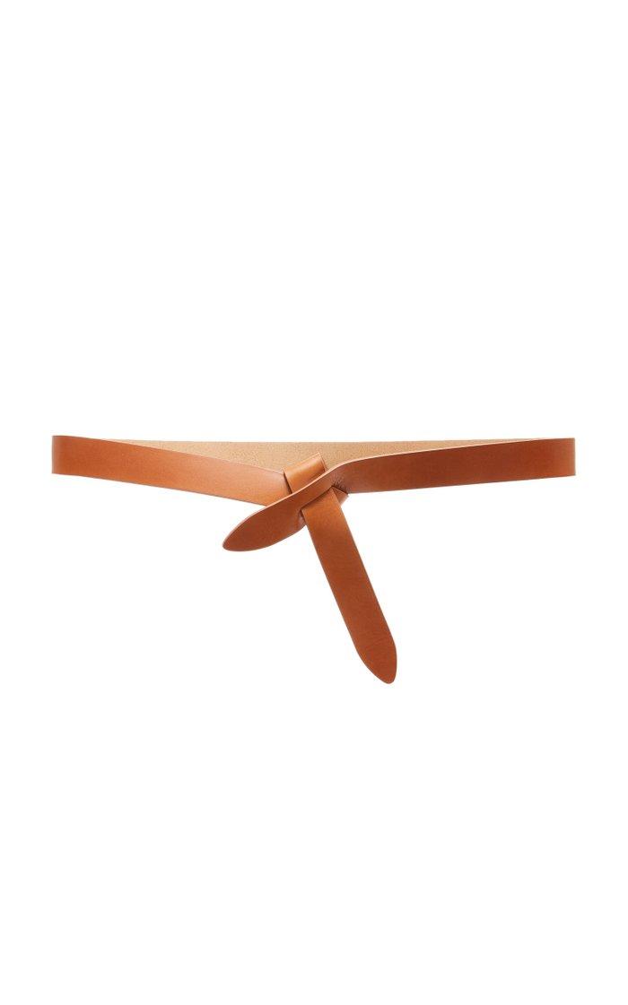 Lecce Leather Belt