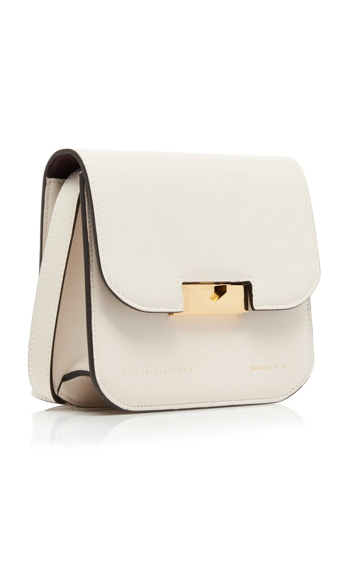 Eva Leather Shoulder Bag