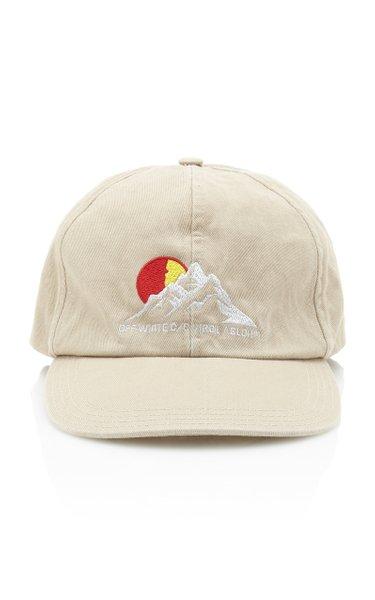Patch 5 Cotton-Twill Baseball Cap