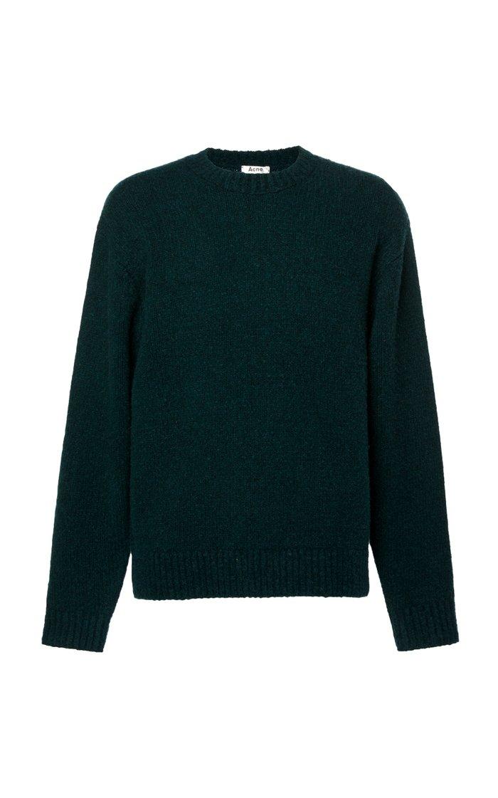 Kael Wool-Blend Sweater
