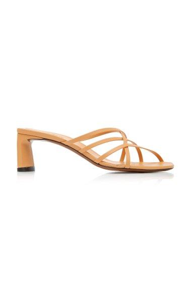 Mannia Leather Sandals
