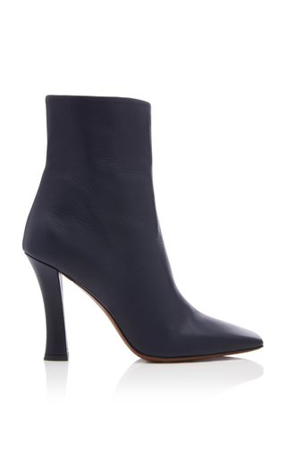 Ionopsis Leather Ankle Boots