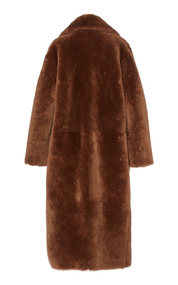 Love Reversible Shearling Coat