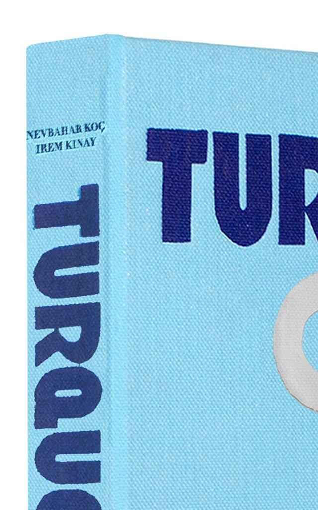 Turquoise Coast Hardcover Book