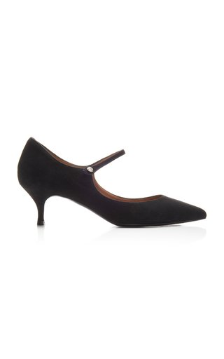 Hermione Leather Pumps