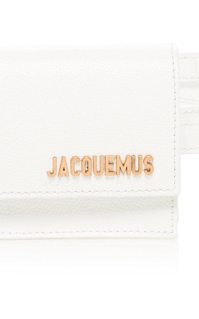 La Ceinture Bello Leather Belt Bag