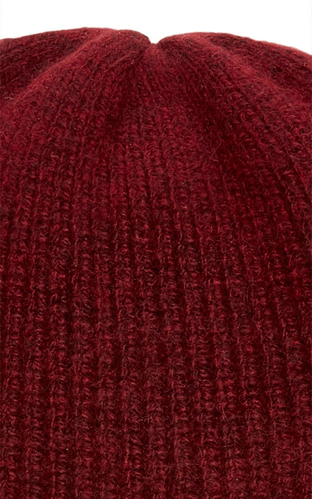 Watchman Ribbed Cashmere Beanie