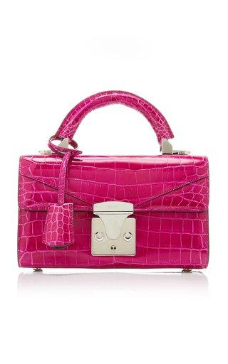 Top Handle 2.0 Alligator Shoulder Bag