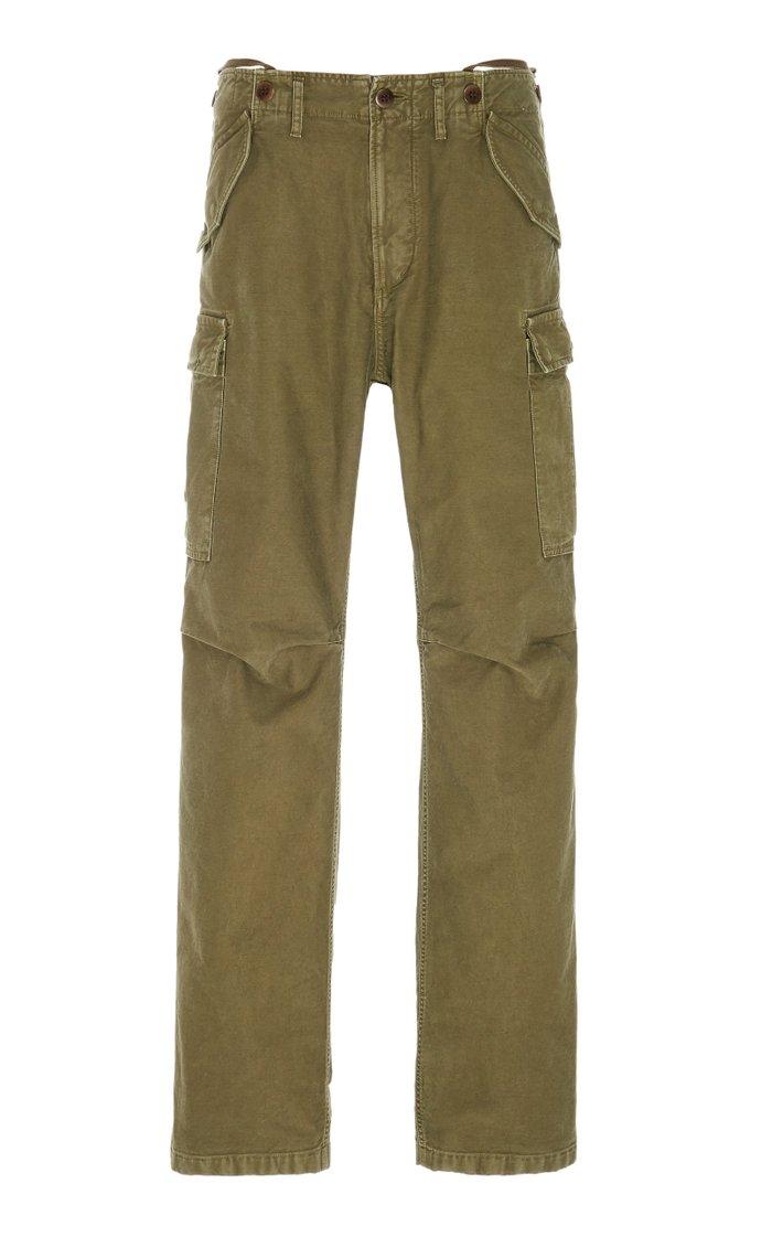 Eiger Sanction Cotton-Blend Cargo Pants