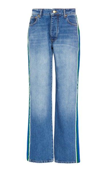 Arizona Rigid Mid-Rise Bootcut Jean