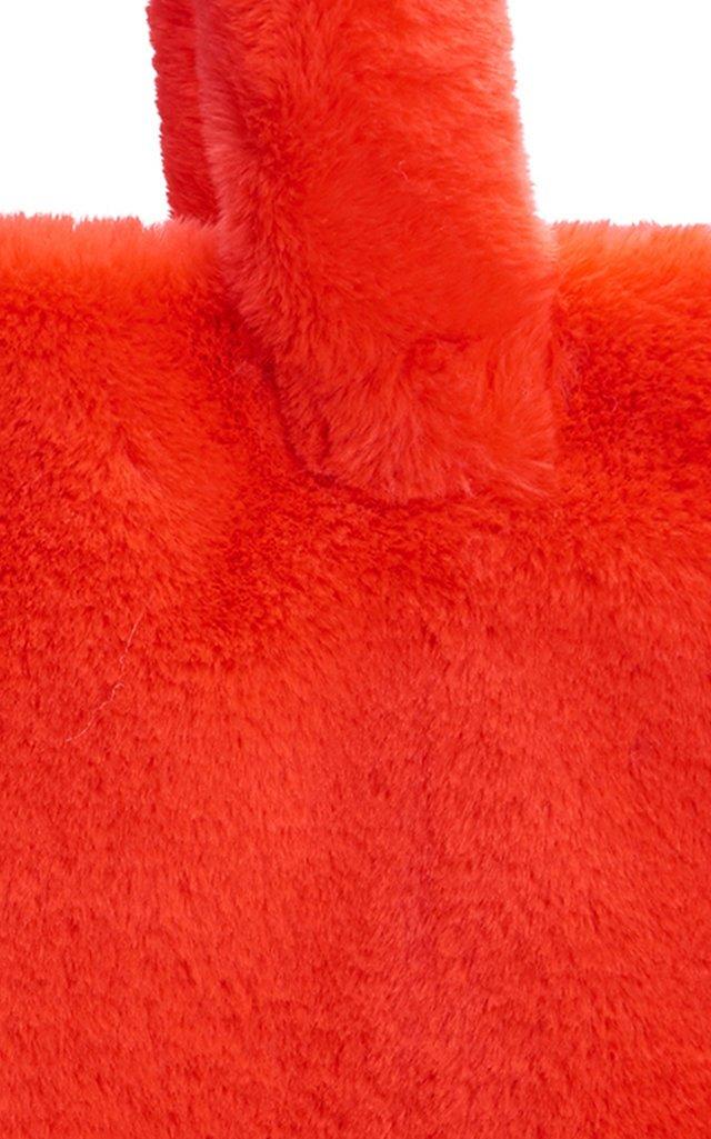 Lola Large Faux Fur Tote Bag