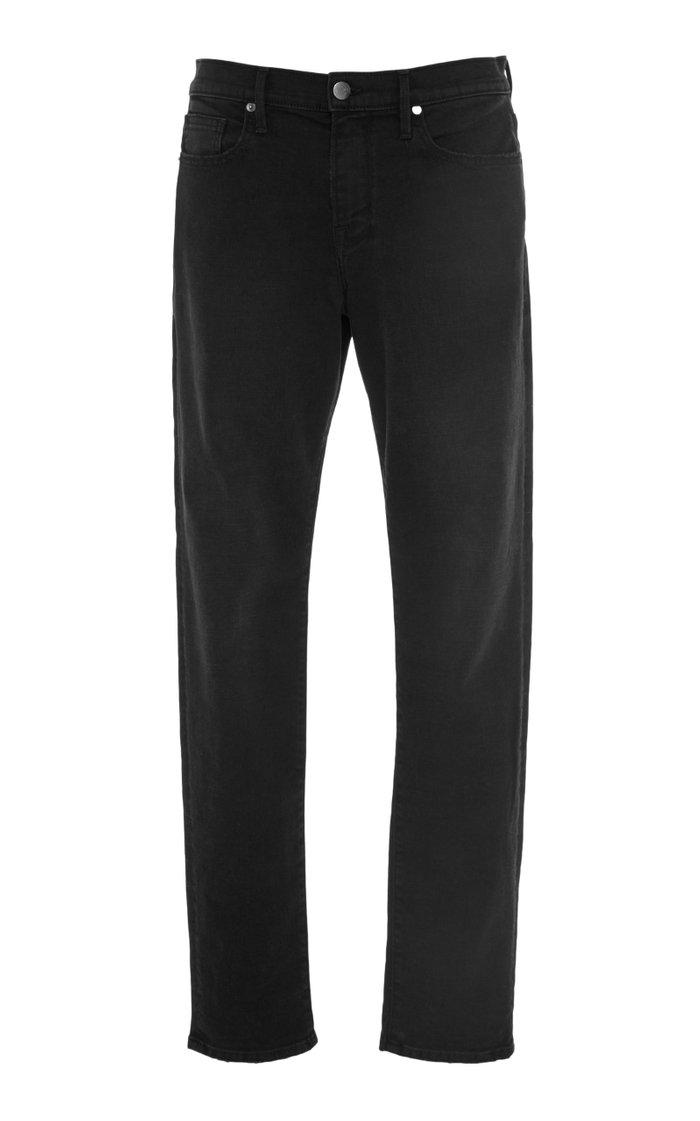 L'Homme Athletic Raven Jeans