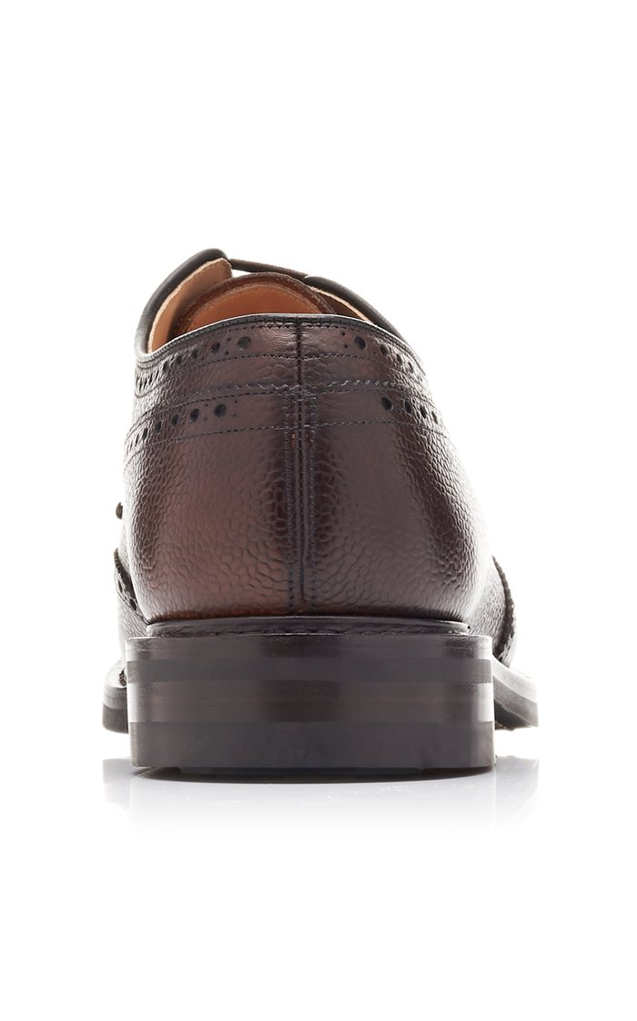 Grafton Leather Derby Shoes