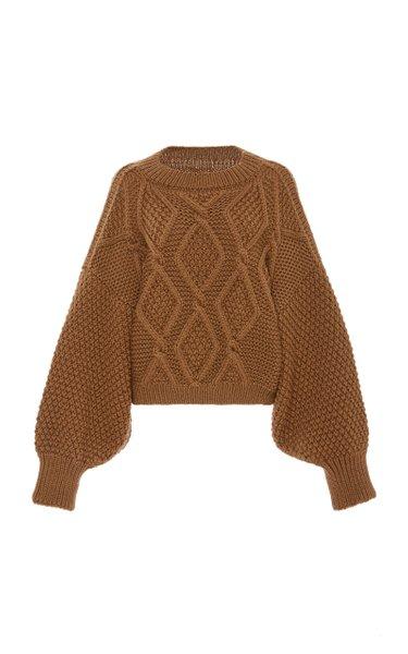 Diamond Wool Sweater