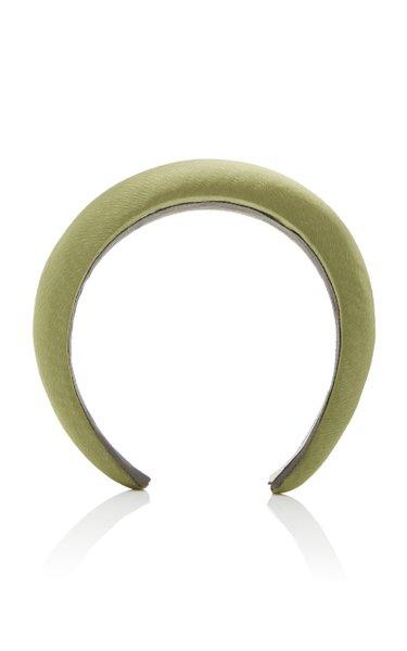 Thada Hammered Silk Headband