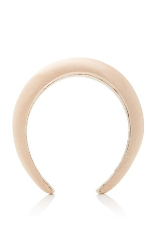 Thada Hammered Silk Headband