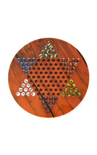 Chinese Checkers Acrylic Set