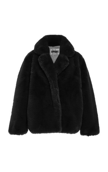 Manon Faux-Fur Coat