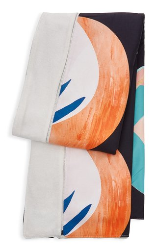 Tilden Printed Terry Towel