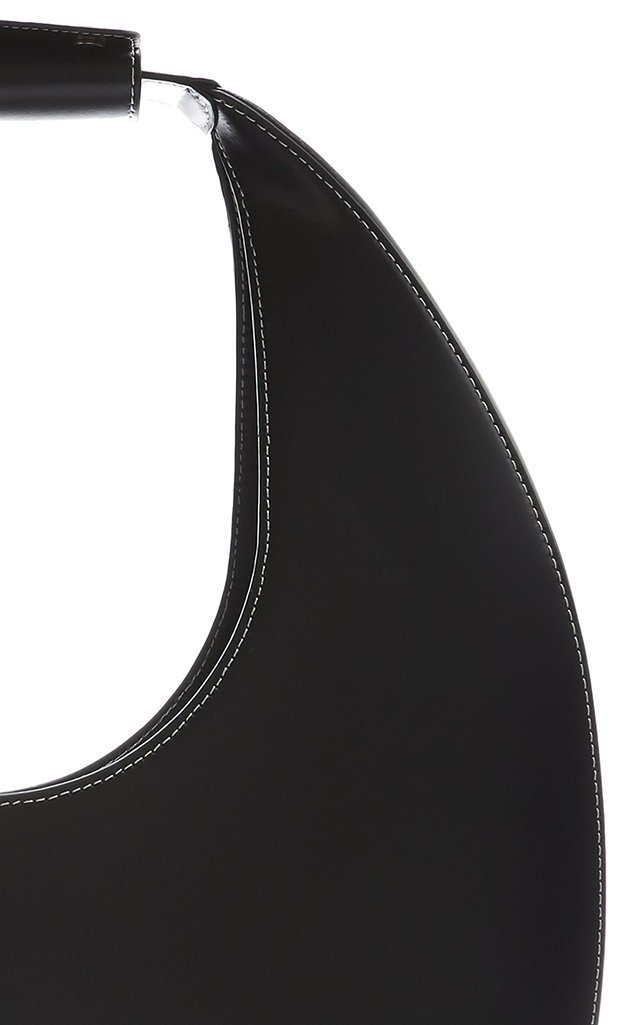 Moon Large Leather Bag