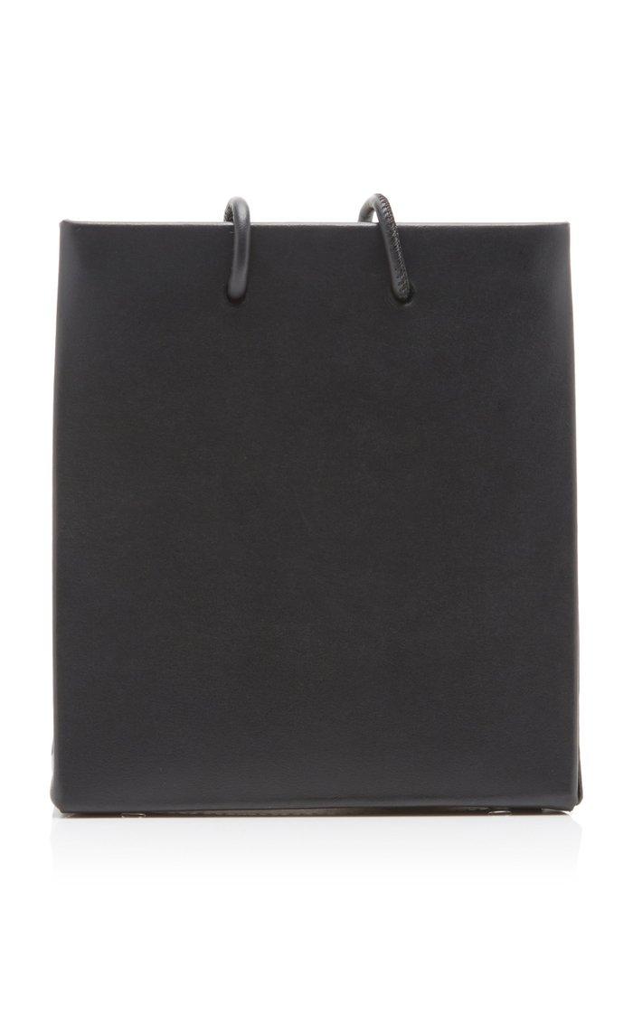 Prima Mini Leather Bag