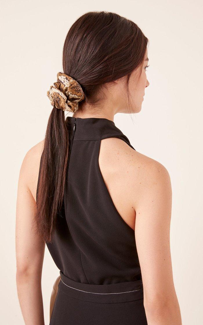 Duchess Satin Hair Tie