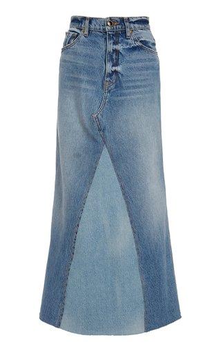 Women S Designer Denim Skirts Moda Operandi,Custom Design Apparel
