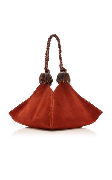 Adalia Suede Shoulder Bag