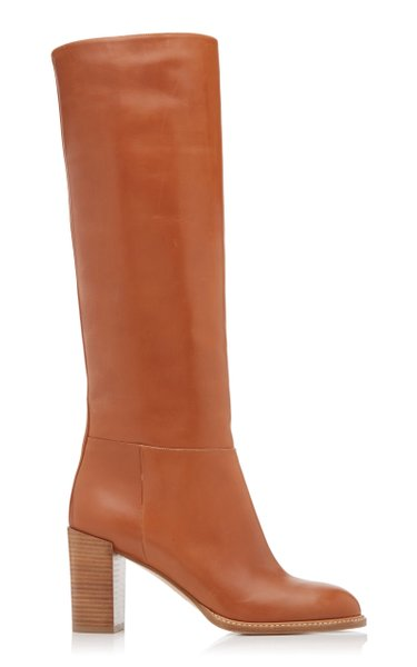 Bocca Smooth Leather Boots