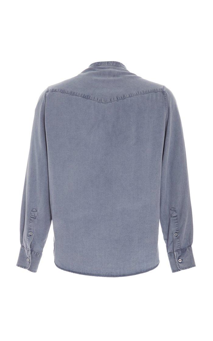 Gaspard Tencel Shirt