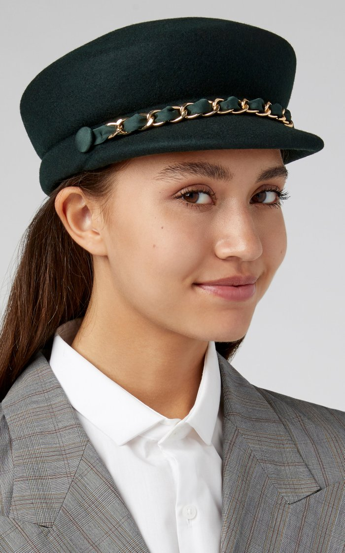 Sabrina Wool Cap