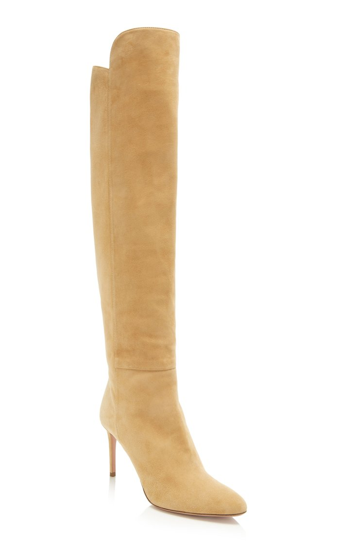 Gainsbourg Suede Knee Boots