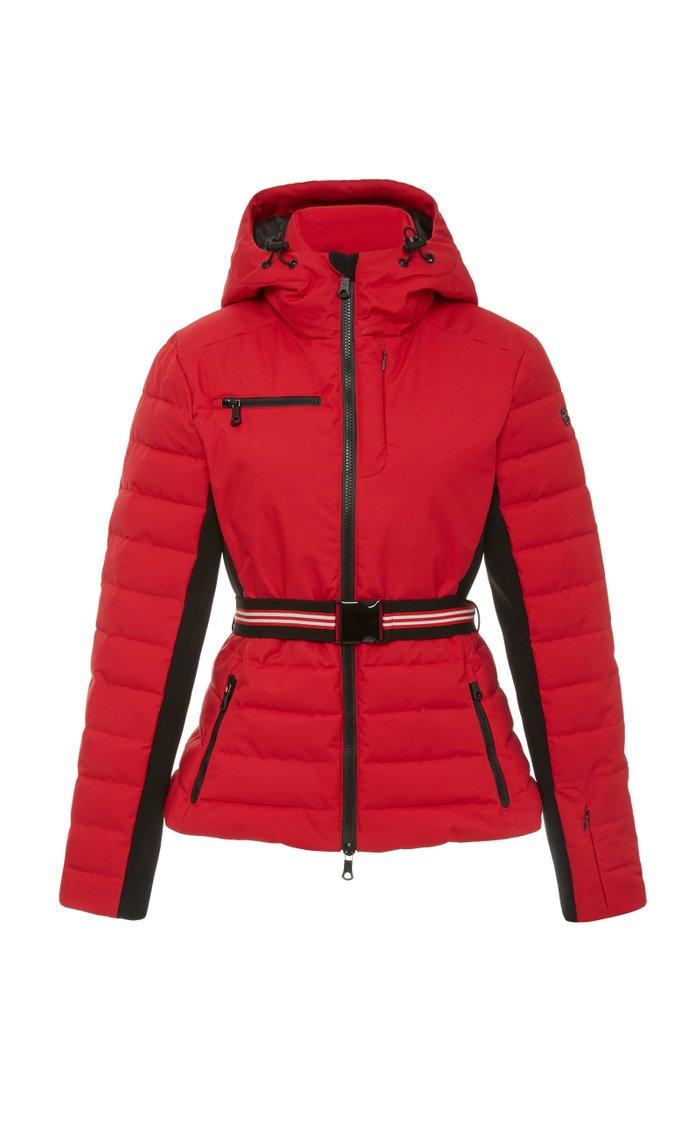 Kat Belted Quilted Jacket