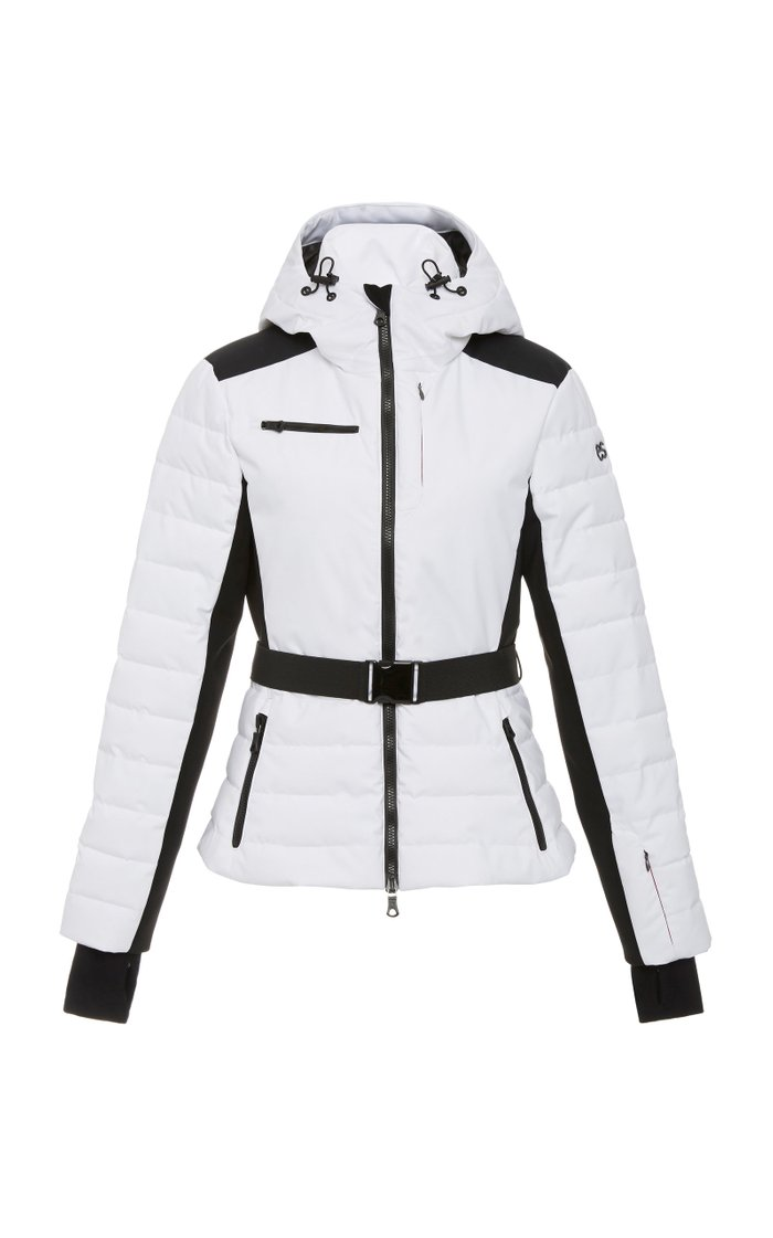 Kat Belted Quilted Jacket