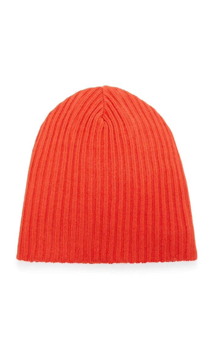 Autumn Ribbed Beanie