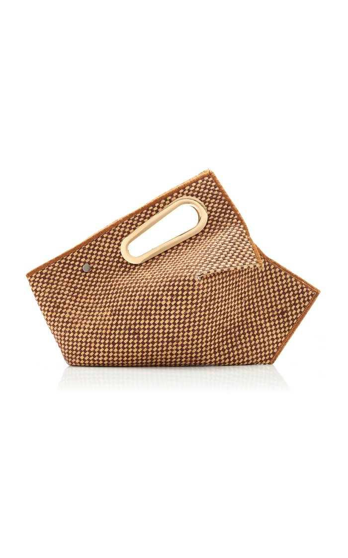 Athaarah Two-Tone Jute Bag