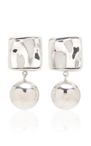 Luca Sterling Silver Drop Earrings