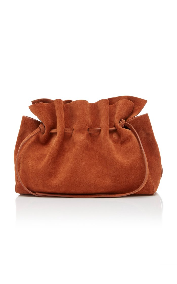 Protea Suede Bag