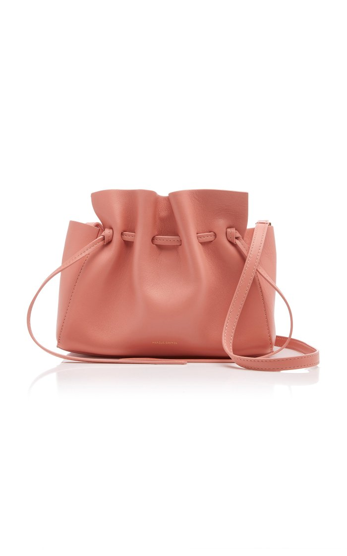 Protea Mini Drawstring Crossbody Bag