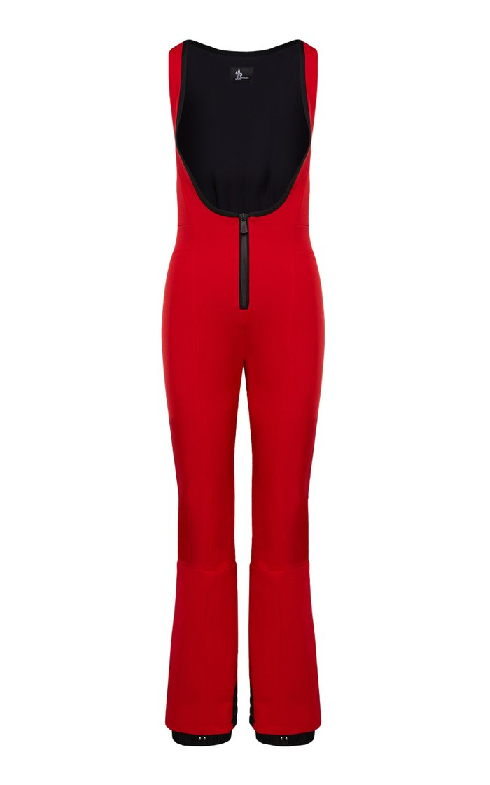 3 Moncler Grenoble Nylon Ski Suit