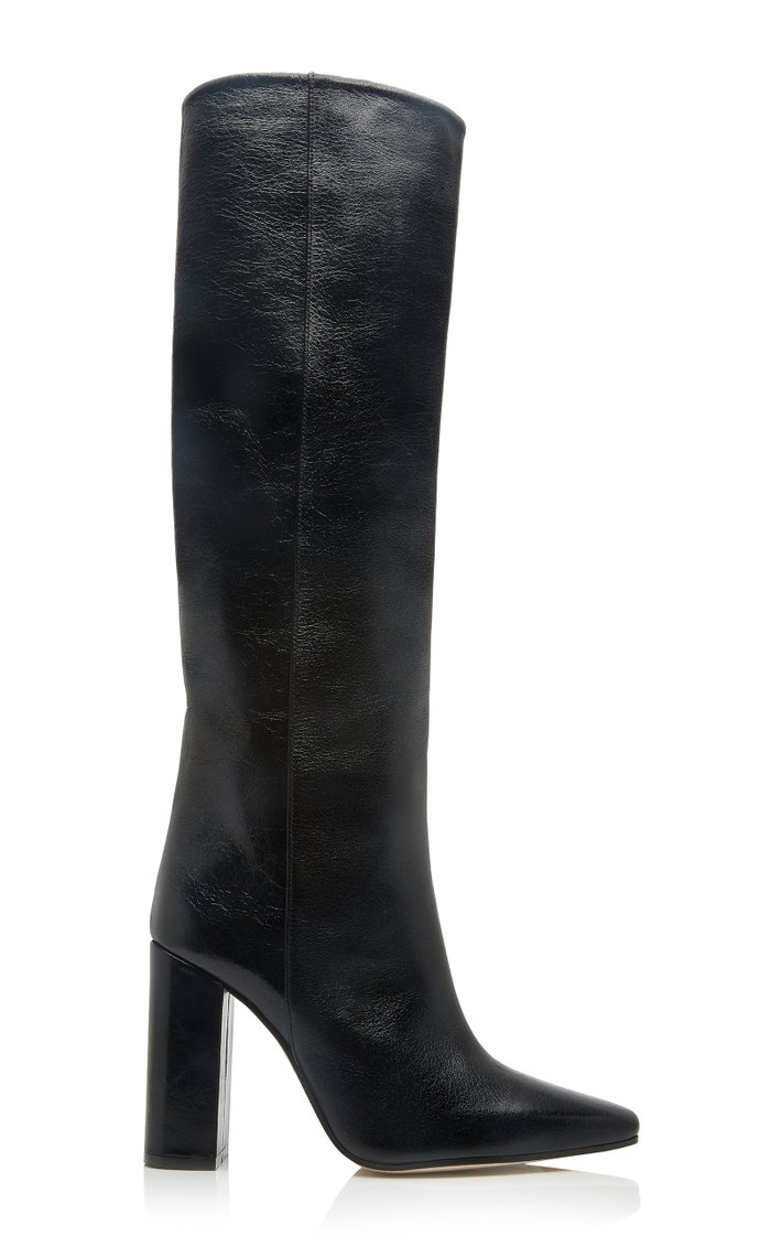Acapulco Leather Knee Boots