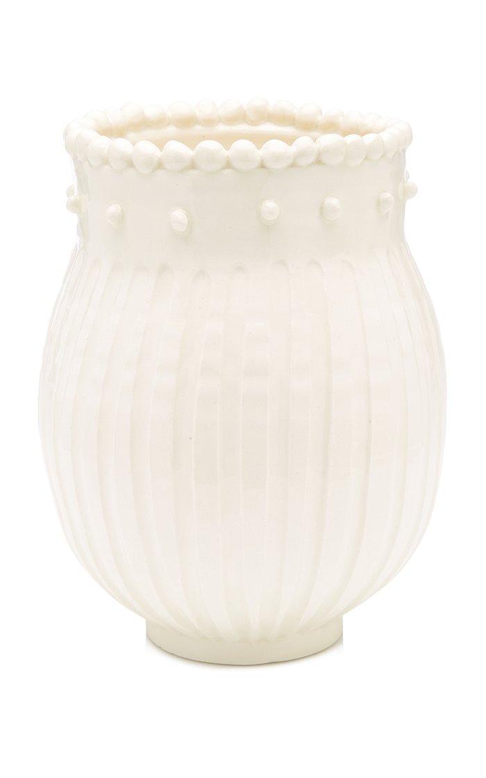 Anita Earthenware Vase