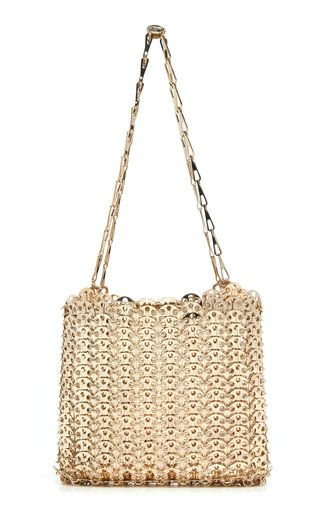 Iconic 1969 Metal Chain Mail Bag